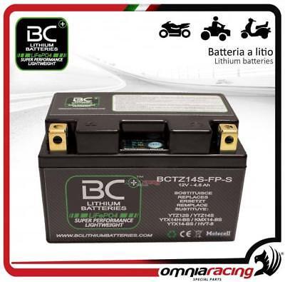 Aggressiv Bc Battery Motorrad Lithium Batterie Für Hyosung Gv650 Sportcruise R 2006>2007 Neueste Mode