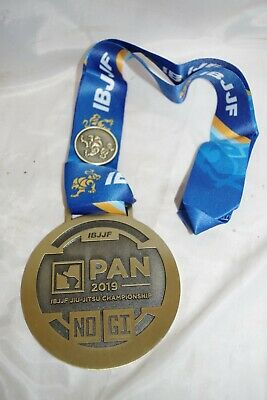 2019 NEW YORK FALL INTERNATIONAL OPEN IBJJF Medal JITSU CHAMPIONSHIP
