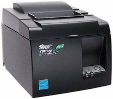 Refurb Star Micronics Tsp143iiu Gry Us Eco Thermal Receipt Printer Gray