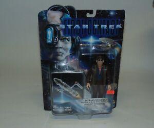 Zefram-Cochrane-Star-Trek-First-Contact-Action-Figure-1996-Playmates-BRAND-NEW