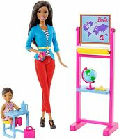 Barbie Careers Teacher Nikki Doll And Playset on sale