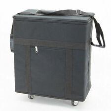 180 Pairs Eyeglasses Display Case Sample Box Travel Trolley Case Storage