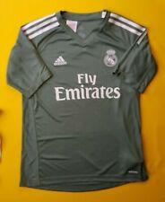 fa3e830e4 item 2 5+ 5 Real Madrid kids goalkeeper jersey 11-12 y. 2018 shirt B31102  Adidas ig93 -5+ 5 Real Madrid kids goalkeeper jersey 11-12 y.