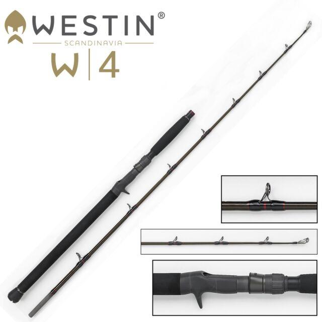 Westin W4 Jigging-T L 170cm 80-220g - Jigging Spinnrute Pilkrute Norwegen Dorsch