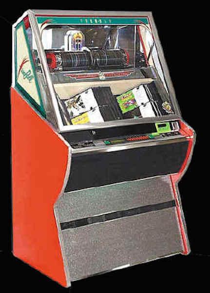 ROCK-OLA Jukebox  Cabinet Master Key #P1200-Suits Many Models-Rockola!
