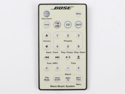 Genuine Bose Wave Music System Remote Control for AWRCC1 AWRCC2 Radio//CD