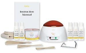 gigi brazilian wax kit instructions