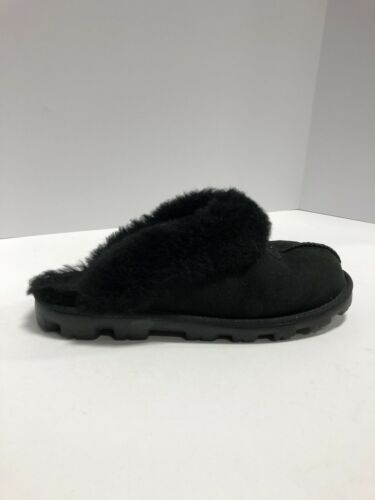 UGG Coquette Womens Slippers 5125 Black US8 M