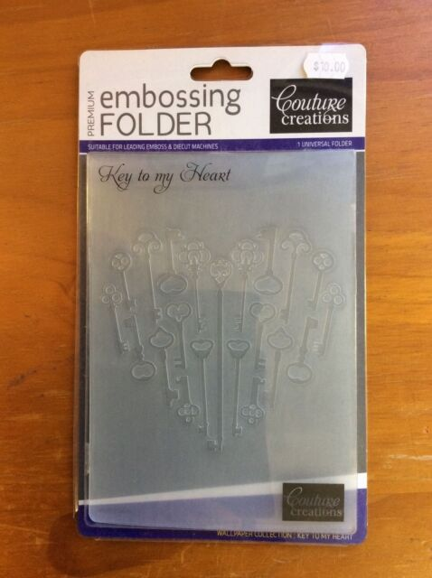 Embossing Folder, Scrapbooking, Card Making, Crafts