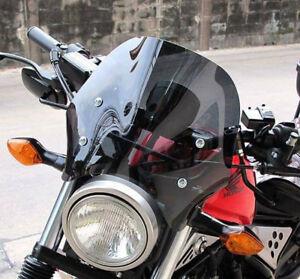 honda rebel cmx 500 2017 windshield windscreen light smoke. Black Bedroom Furniture Sets. Home Design Ideas