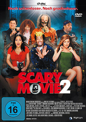DVD * SCARY MOVIE 2 # NEU OVP =