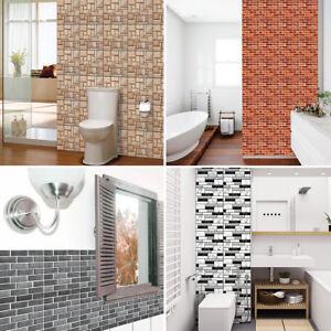 Km-als-Bl-Kf-3D-Vintage-Kachel-Wand-Hintergrund-Aufkleber-Wohnzimmer-Kueche
