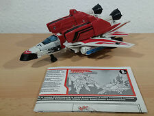"Transformers Classics ""Jetfire / Skyfire"" 2006 Hasbro Voyager 100% complete"