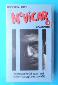 MCVICAR VIDEO VHS STARRING ROGER DALTREY ADAM FAITH 1994 109 MINS - Peterborough, United Kingdom - MCVICAR VIDEO VHS STARRING ROGER DALTREY ADAM FAITH 1994 109 MINS - Peterborough, United Kingdom