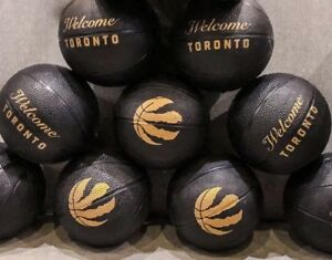 740d1c21d0a Welcome Toronto Raptors OVO X DRAKE Night Mini Basketball Exclusive ...