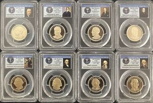 2007S-amp-2013S-PRESIDENTIAL-SERIES-PCGS-PR69DCAM-AS-PICTURED-NICE-SETS