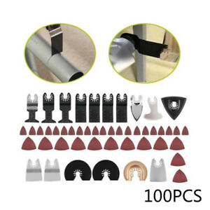 100-Pcs-Oscillating-Multi-Tool-Saw-Blades-Accessories-Kit-For-Bosch-Fein-Makita