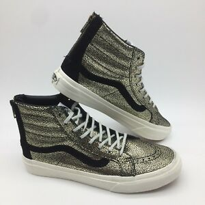 scarpe vans uomo oro