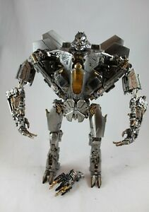 Transformers Revenge Of Fallen Classe Leader Starscream Personnalisé Peint Complet