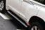 Car ABS Chrome Side Body  Cover  For Toyota Land Cruiser Prado FJ150 2010-2018