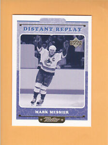 1999-00-UPPER-DECK-RETRO-DISTANT-REPLAY-DR6-MARK-MESSIER-VANCOUVER-CANUCKS
