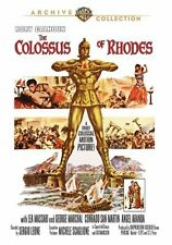 The Colossus of Rhodes DVD (1961) - Rory Calhoun, Lea Massari, Georges Marchal