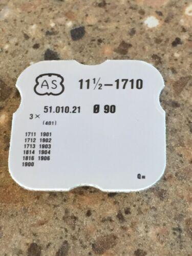 Como calibre vástago 1710 1711 1712 1712 1814 1816 1900 nuevo en el paquete de 401 X 1 pieza.