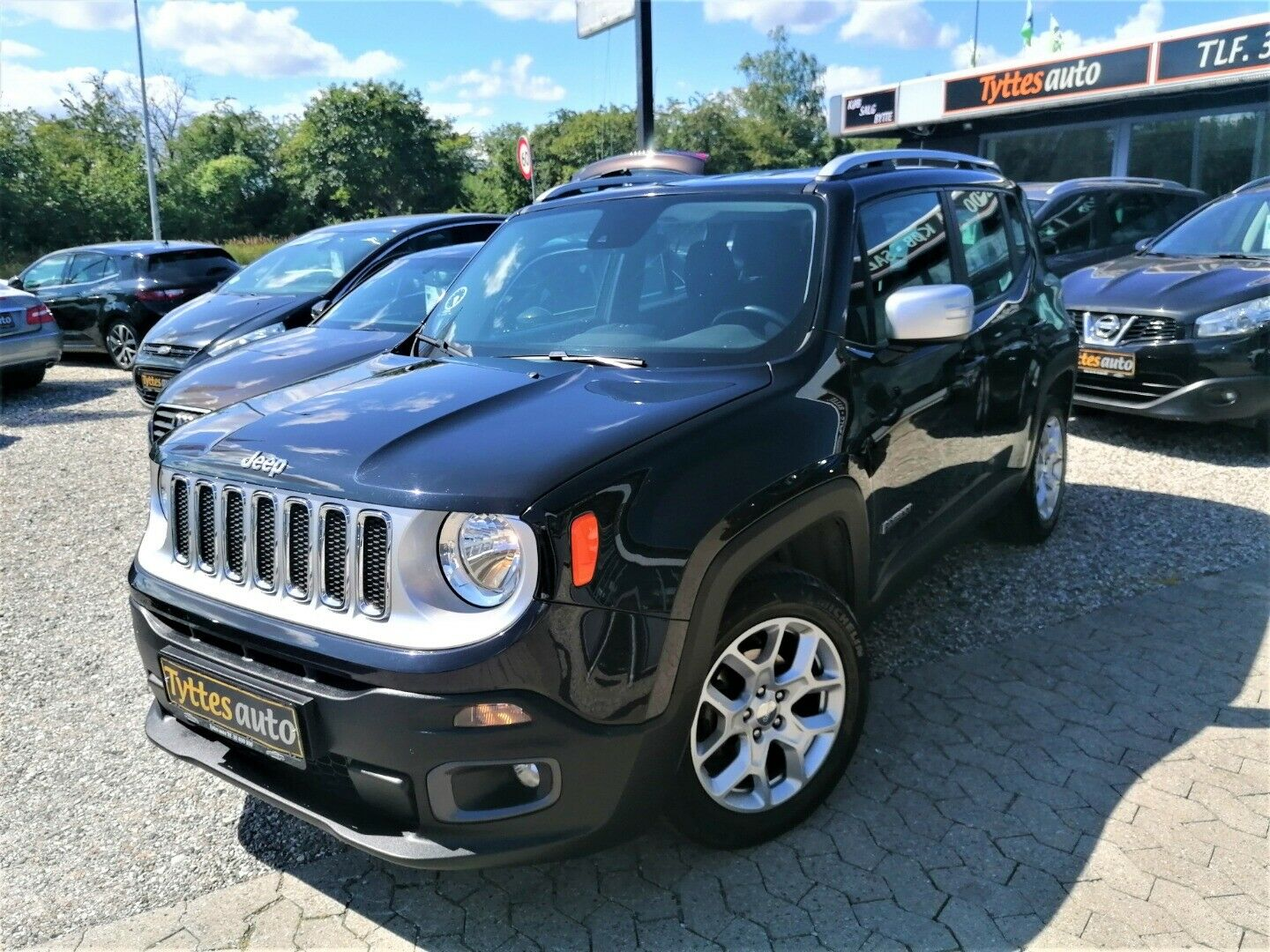 Jeep Renegade 1,4 M-Air 140 Limited 5d