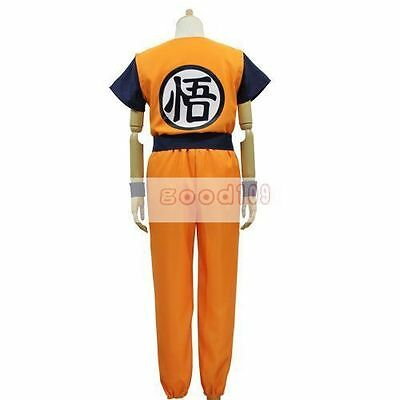 New Dragon Ball Z 'GoKu' Cosplay Costume Fancy Party clothing