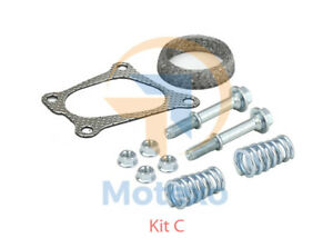 BM80223H Exhaust Approved Diesel Catalytic Converter 2yr Warranty Fitting Kit
