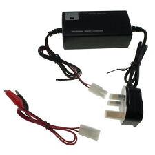Inteligente 1000mA/2000mA Cargador Rápido para Radio Control NiCd/batería NiMH