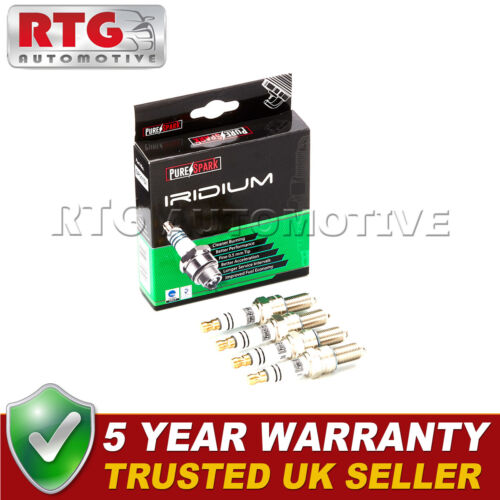 4x Iridium Candele Upgrade Si Adatta Rover Streetwise 1.4 #1