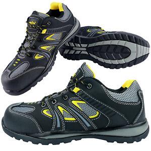 sports shoes 3891e 990b9 Arbeitsschuhe Sicherheitsschuhe Kunststoffkappe Halbschuh ...