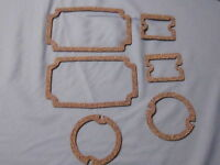1956 Chevy Bel Air Tail Light Lens Gasket Set