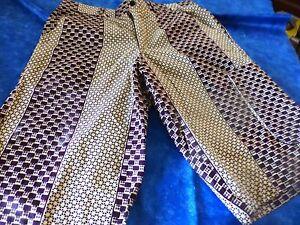 T40-42-neuf-joli-short-artisanal-style-batik-4poches