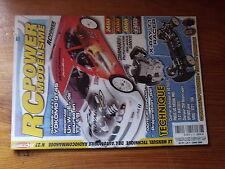$$a Revue RC Power Modelisme N°27 Yokomo GT4S  Accus Sanyo  X-Ray T1 Racer