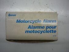 Quorum Motorcycle Alarm