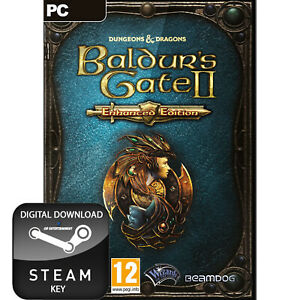 BALDUR-039-S-GATE-II-2-Enhanced-Edition-PC-Mac-e-Linux-Steam-Key