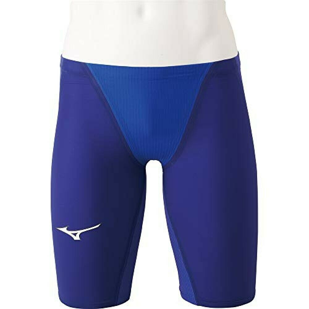 【EMS】MIZUNO Swim suit Men 2019 GX-SONIC IV ST FINA bluee N2MB9001 S Small From JP