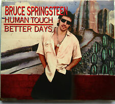 """BRUCE SPRINGSTEEN - 3 TRACKS SINGLE CD """"HUMAN TOUCH / BETTER DAYS"""""""