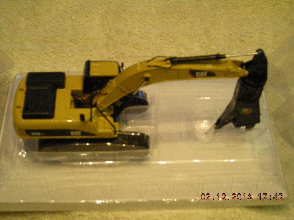 55283 CAT 336D L Escavatore idraulico con sautotia taglio di Demolizione Nuovo in Scatola
