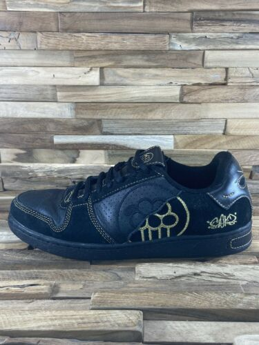 Nike The Imfamous Black Sheep Black Leather Sneake