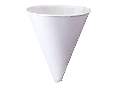 10 oz Kitchen Oil Garage Art 60 Pack Disposable Recyclable Paper Cone Funnel