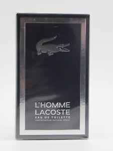 L Homme Lacoste Cologne 5.0 oz.   150 ml EDT Spray for Men. Brand ... 6bd016d9b8