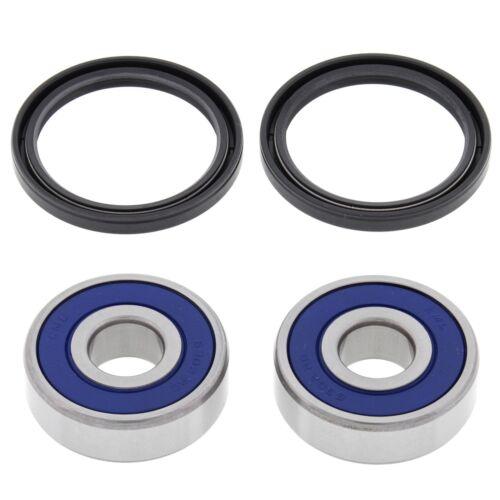 688965981420 Alpha Front Wheel Bearing /& Seal Kit