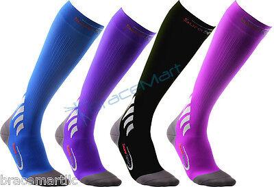SureSport® Knee-High Compression Socks  20-30 mmHg Medical Grade