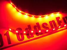 """6"""" Brightest Red RC LED Light Strips 5630 Truck Car Quadcopter Plane Universal"""