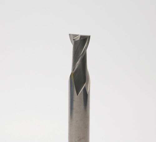 "15//64/"" Carbide End Mill-2 Flute Stub Length Square End"
