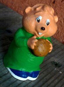 "CUSTOM MADE 2"" Vintage Alvin & Chipmunks THEODORE SEVILLE Non-Poseable Figure"