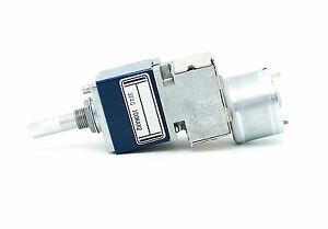 1PCS JAPAN ALPS RK27 10K Dual-channel Motorized Volume Potentiometer